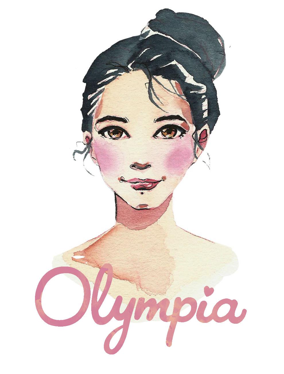 Encuentro de Olympia con sus lectores