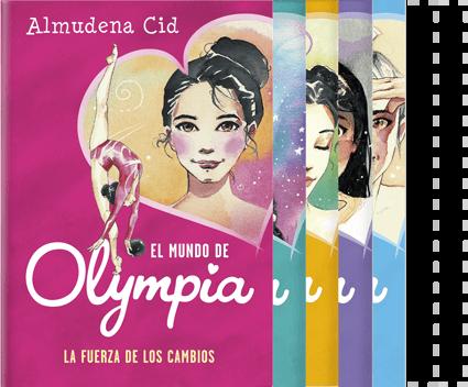 Colección El mundo de Olympia